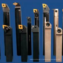 Porte-outils de tournage pour gamme complète