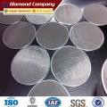 Fabricante de China de malla de alambre de acero inoxidable 316