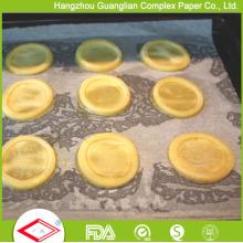 Ovenable Food Grade Pergamentpapier für Backblech Futter