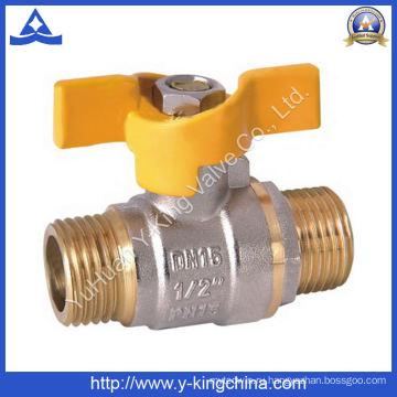 Латунный водяной клапан, используемый в воде (YD-1012)