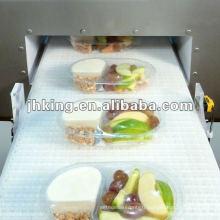 Détecteur de métaux pour légumes, fruits, inspection des aliments de sport alimentaire / poisson / côtelettes / petits pains / pain / biscotte