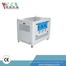 Refrigerador de agua solar confiable y bueno de un solo tornillo refrigerado shandong con precio de venta directa de fábrica