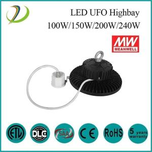 150W Motion Sensor Radar UFO LED High Bay