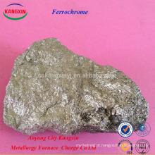 Liga ferro nitrificada Ferrochrome do preço baixo popular do melhor fabricante do melhor vendedor