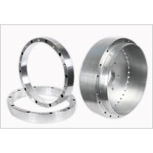 Präzisions-Sandguss-Aluminiumflansch
