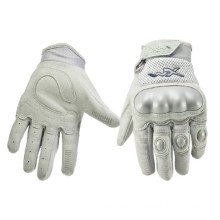 Heated Demon Leather Motorcycle Gloves with Controller (DL002)