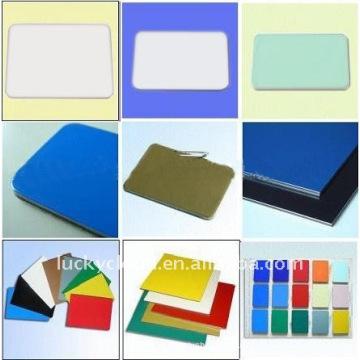 PE или PVDF покрытие АСМ АКП алюминиевые композитные панели