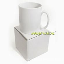 Popular Top Grade Ceramics White Blank Subliamtion Mug