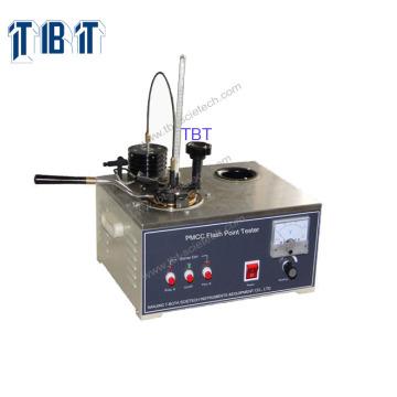 T-BOTA Boa Qualidade Manual PMCC Flash Point Tester