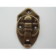 Alibaba fornecimento bronze antigo metal bloqueio
