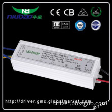 50W CE Rohs SAA led driver power supplies for led driving manufacturer