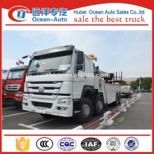 8X4 SINOTRUK HOWO 16TON camión de remolque para la venta