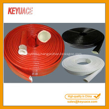 High Temperature Silicone Coated Fire Sleeve Hose