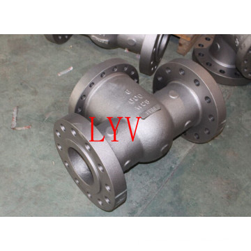 Stainless Steel Carbon Sttel API Industrial Check Valve Made by Professional Factory