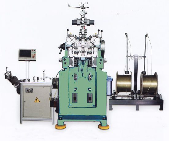 Automatic Zipper Machine for Metal Y-teeth