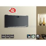 110v wall glass heater