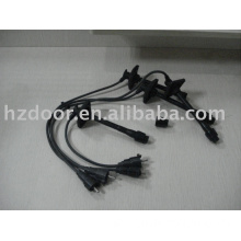 ignition cord set