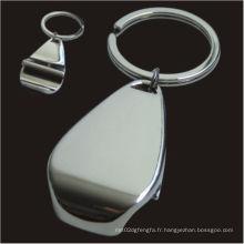 Porte-clés d'ouvre-bouteille pour logo personnalisé