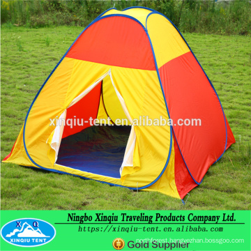 Pop up cheap price kids tent