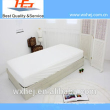 WATERPROOF FITTED BED SHEET AND MATTRESS PROTECTOR