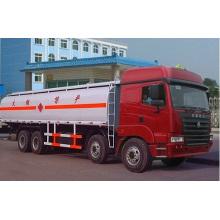 Caminhão de petroleiro do combustível de 371HP Sinotruk 8X4, caminhão de petroleiro Zz1255s4645A do óleo