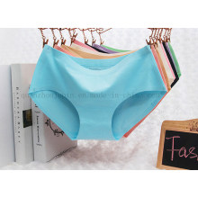 Sous-vêtements respirant de culotte de lingerie de femmes de coton sexy sexy de mode d'OEM