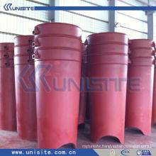 wear resistant steel dredge bucket (USC-10-018)