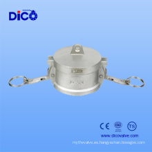 Camlock Type DC- Joint rápido con China