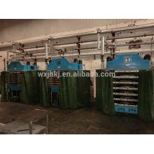 600 ton eva moussant press, presse mousse epdm