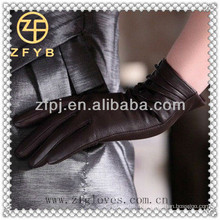 2016 Milan Lady Leather Professional Guards
