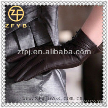 2016 Milan Lady Leather Professional Gloves