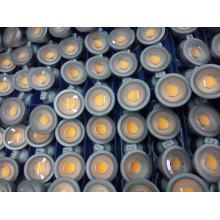 GU10 6W 110V / 240V Dimmable COB LED Spot de luz