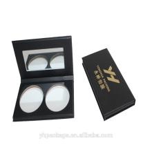 Schwarze Papppapierkasten-Make-upaugenschminkepalette durch chinesischen Lieferanten