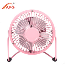 2017 5V DC Kylmetallmaterial Mini Usb Fan