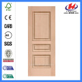 *JHK-M03 Solid Oak Interior Doors Interior Solid Oak Doors Wood Veneer MDF Door Skin