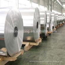 Polished Aluminum Roll