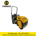 Double Drum Hydraulic Vibratory Road Roller