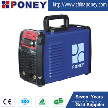 Portable Plastic DC Welder Inverter Arc Welding Machines MMA-145I/160I/200I/250I