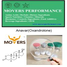 HPLC haute qualité Steriods: Oxandrolon