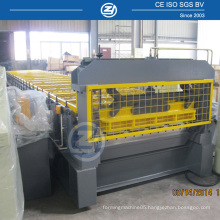 Mexico Steel Roofing Panel Forming Machine with Ribs