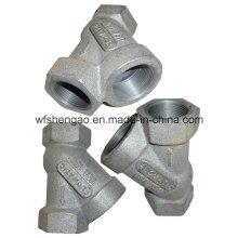 OEM Snd Casting Steel Valv Body