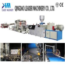 Multiple PVC Plastic Sheet Extrusion Line Machine