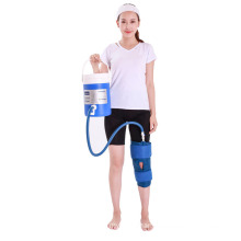 new design knee brace with gel with TPU material