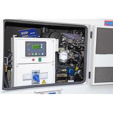 31.5кВА / 25кВт Водяное охлаждение AC 3-фазный звукоизолированный дизельный генератор с двигателем Lovol (Perkins)