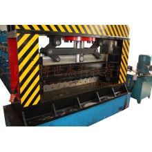 Machine à formage de rouleaux de silo en acier, machine à former des rouleaux ondulés