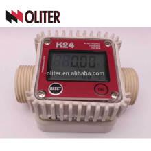 digital gas air water electric k24 turbine meter