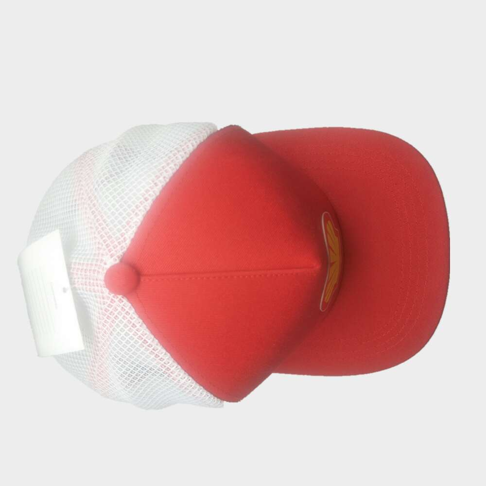 fashion sport baseball cap with high density print