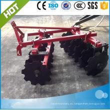 Maquinaria agrícola 1BQX-1.3 (14pcs) Grada de disco ligera montada en 3 puntos
