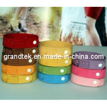 Micro Fiber Anti Mosquito Repellent Bracelet Bands for Kids