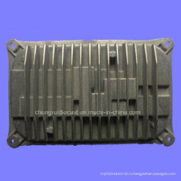 OEM индивидуальный прецизионный литой металл для радиатора